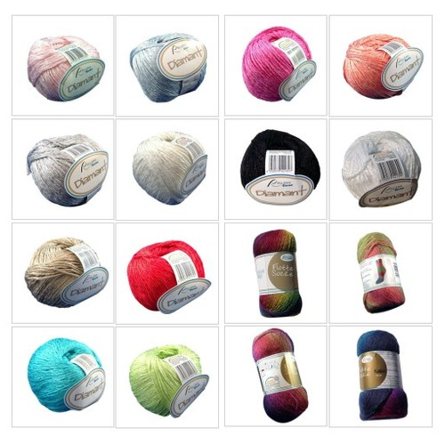 Fancy yarns #shopify @iwoolknit  #socialselling #PromoteStore #PictureVideo @SharePicVideo