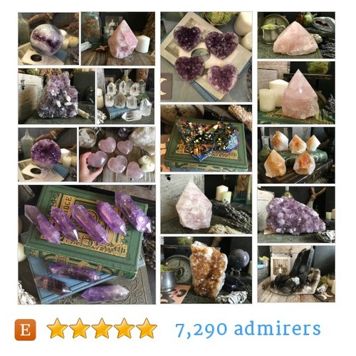 Crystal Clusters Points #etsy shop #crystalclusterspoint @foxlarkalchemy  #etsy #PromoteEtsy #PictureVideo @SharePicVideo