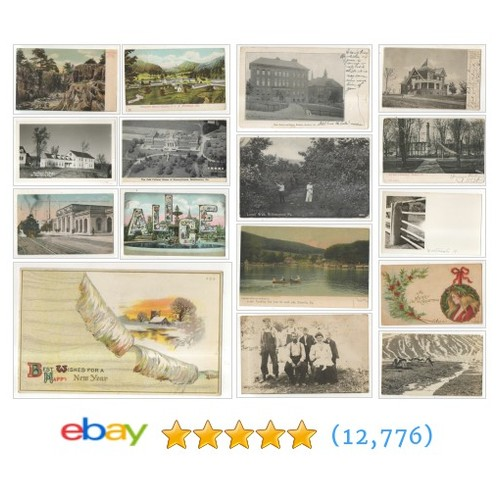 Postcards Great deals from Greybeard's Garage #ebay @greybeardonebay  #ebay #PromoteEbay #PictureVideo @SharePicVideo
