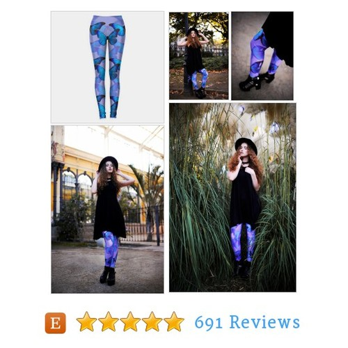 Leggings Blue Butterfly morpho tights yoga #etsy @costureroreal https://www.SharePicVideo.com/?ref=PostPicVideoToTwitter-costureroreal #etsy #PromoteEtsy #PictureVideo @SharePicVideo