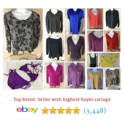 Womens Clothing Items in The Mountain Market store #ebay @thriftylivin1  #ebay #PromoteEbay #PictureVideo @SharePicVideo
