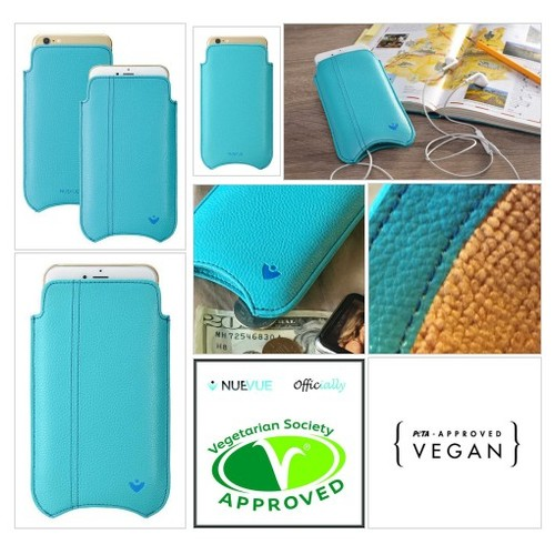 Worlds Most Advanced iPhone Cases with Built-in Screen Cleaning Technology #vegan #peta  https://www.nuevue.com #socialselling #PromoteStore #PictureVideo @SharePicVideo