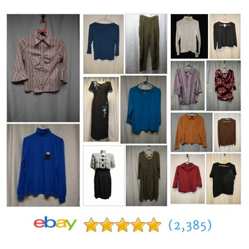 Women's Clothing Items in Becka's Finders Keepers store #ebay @beckaskeepers  #ebay #PromoteEbay #PictureVideo @SharePicVideo