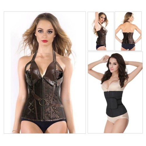 Gothic Corset/ Bustier / Waist Trainer  @SexyHeksie_shop #shopify  #shopify #PromoteStore #PictureVideo @SharePicVideo