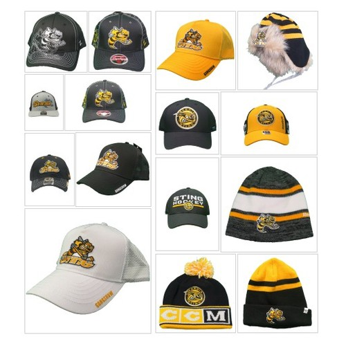 HEADWEAR @stinghockey  #shopify #PromoteStore #PictureVideo @SharePicVideo