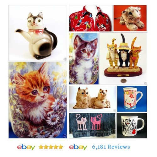 cookiebabe | eBay CATS ANYONE? Something curious for everyone! #ebay #PromoteEbay #PictureVideo @SharePicVideo