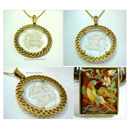 #SignedCrownTrifari  #Capricorn #ZodiacGoat #VintageNecklace #Jewelry #etsyspecialt #SylCameoJewelsStore #Pendant #giftforher #mothersday #womanfashion #integrityMaDay @EtsyRetweeter @FameRTR @DNRRTz @Retweet_Lobby  #etsy #PromoteEtsy #PictureVideo @SharePicVideo