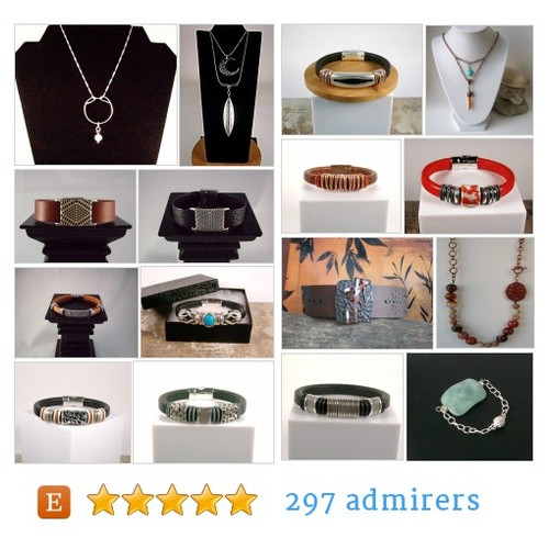 Necklaces & bracelets OneOfOneJewelryDzyns Etsy shop @oneofonedzyns  #etsy #PromoteEtsy #PictureVideo @SharePicVideo