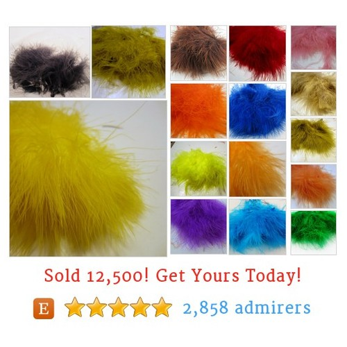 Marabou Feathers Etsy shop #maraboufeather #etsy @mountainfeathe1  #etsy #PromoteEtsy #PictureVideo @SharePicVideo