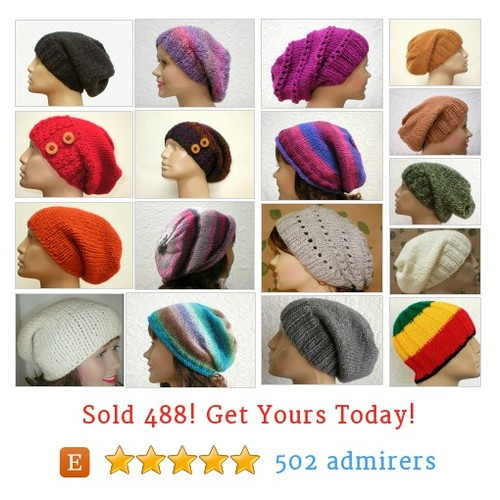 Slouchy hats Etsy shop #etsy @taschekats  #etsy #PromoteEtsy #PictureVideo @SharePicVideo