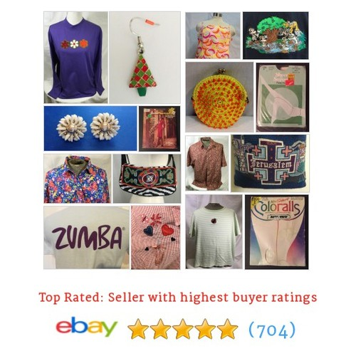 Women's Clothing & Accessories Items in Hodge Podge Soup store #ebay @map2271  #ebay #PromoteEbay #PictureVideo @SharePicVideo
