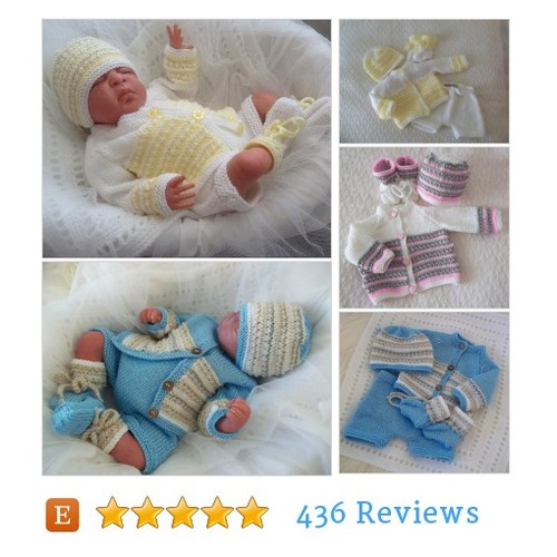 Baby Knitting Pattern - Download PDF #etsy @babyhandknits  #etsy #PromoteEtsy #PictureVideo @SharePicVideo