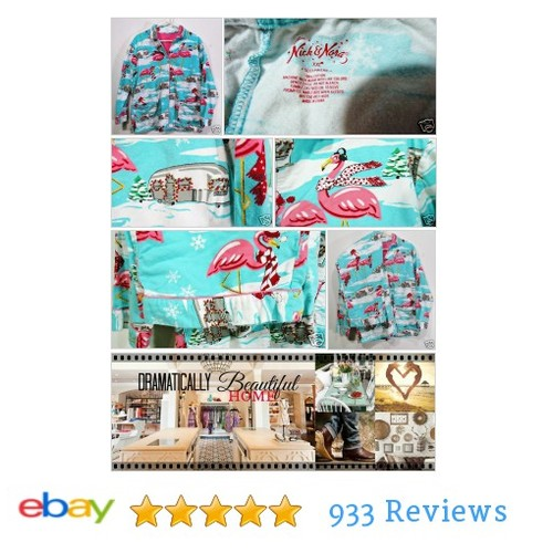 Nick And Nora Vtg Airstream Flamingo Flannel Pajama Set Rare Size XXL 2XL | eBay #Robe #Sleep #Intimate #etsy #PromoteEbay #PictureVideo @SharePicVideo