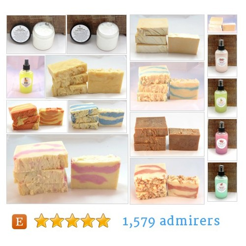 Hand Crafted Soaps, Cosmetics by #etsy shop @naturespuritybp  #etsy #PromoteEtsy #PictureVideo @SharePicVideo