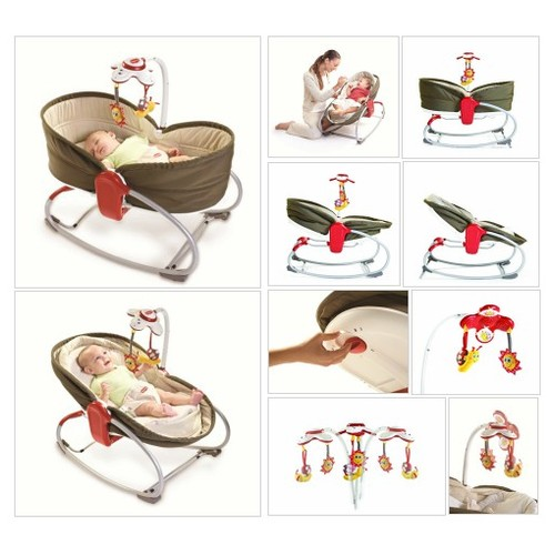 Amazon.com :# Tiny #Love 3-in-1 #Rocker #Napper : #Baby #socialselling #PromoteStore #PictureVideo @SharePicVideo