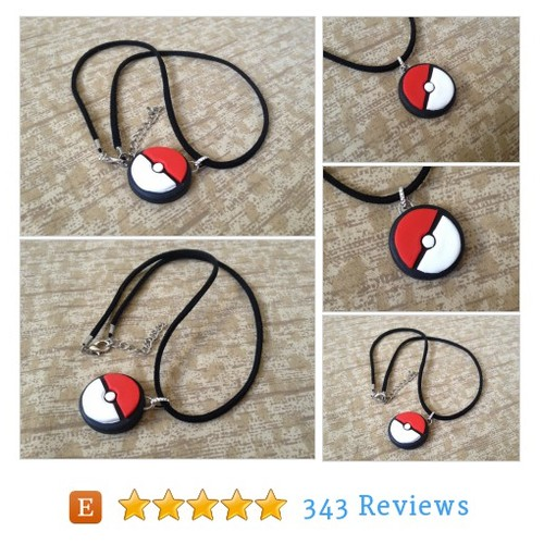 Pokemon GO Pokeball Accessories - #etsy @candymtncrafts https://www.SharePicVideo.com/?ref=PostPicVideoToTwitter-candymtncrafts #etsy #PromoteEtsy #PictureVideo @SharePicVideo