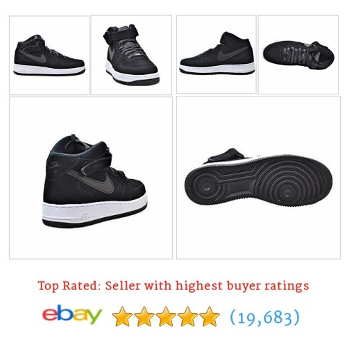 Nike Air Force 1 '07 Mid Seasonal Women's Shoes #ebay @rollbackdeal #sellonebay  #etsy #PromoteEbay #PictureVideo @SharePicVideo