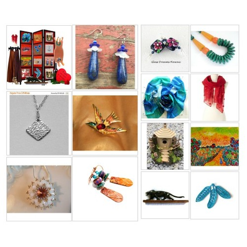 Your Own Kind Of Beautiful #EtsySpecialT #integrityTT  #valentine #artcollage #fashion #gifts #sylviacameojewels #socialselling #PromoteStore #PictureVideo @SharePicVideo
