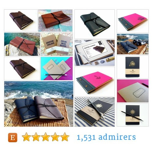 Journals & notebooks #etsy shop #journal #notebook @thebookshell  #etsy #PromoteEtsy #PictureVideo @SharePicVideo