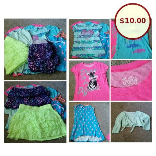 7 pieces Large Girl's clothes @peacelovehorror https://www.SharePicVideo.com/?ref=PostPicVideoToTwitter-peacelovehorror #socialselling #PromoteStore #PictureVideo @SharePicVideo