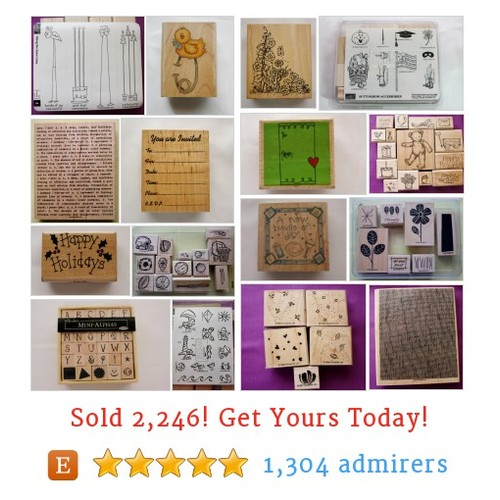 Rubber Stamps Etsy shop #rubberstamp #etsy @bluetreesew  #etsy #PromoteEtsy #PictureVideo @SharePicVideo