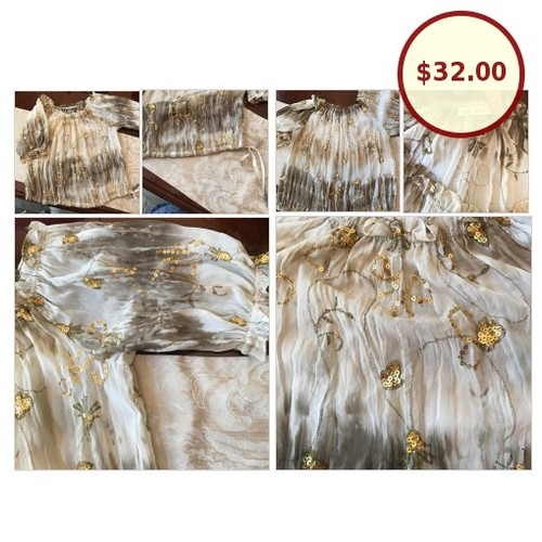 Beautiful Authentic Peter Nygard Top @barbarapullen52 https://www.SharePicVideo.com/?ref=PostPicVideoToTwitter-barbarapullen52 #socialselling #PromoteStore #PictureVideo @SharePicVideo