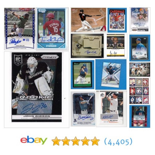 Sports Cards and Memorabilia Items in The Espy Fam! store #ebay @espyonage11 https://www.SharePicVideo.com/?ref=PostPicVideoToTwitter-espyonage11 #ebay #PromoteEbay #PictureVideo @SharePicVideo