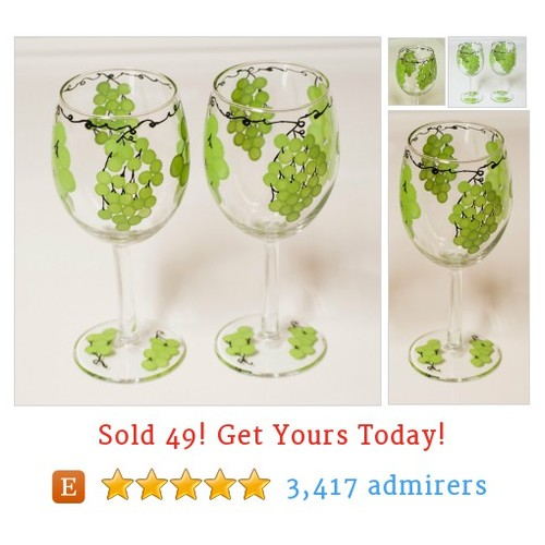 VALENTINE'S DAY GIFT Wine glasses Handmade gift #etsy @glasshawaii https://SharePicVideo.com?ref=PostVideoToTwitter-glasshawaii #etsy #PromoteEtsy #PictureVideo @SharePicVideo
