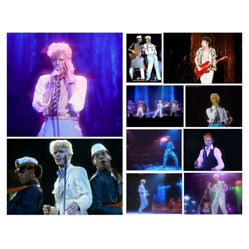 DAVID BOWIE AND THE STATION TO STATION LIGHT TOUR #socialselling #PromoteStore #PictureVideo @SharePicVideo