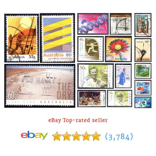 AUSTRALIAN Items in dmacstamps store #ebay @macgregor530  #ebay #PromoteEbay #PictureVideo @SharePicVideo