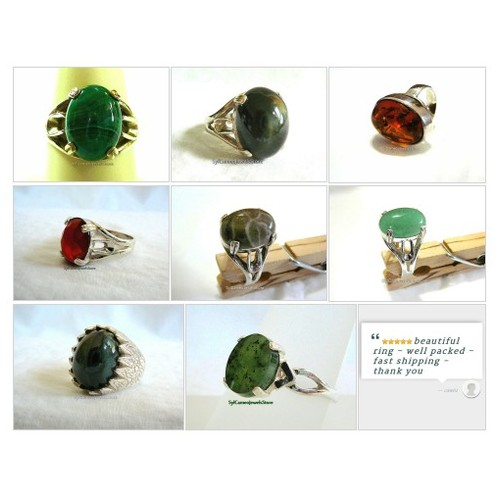 #Rings #Gemstones #Jewelry #SylCameoJewelsStore #Etsyshop #statementrings #etsyspecialt @HandmadeRT  @iPromotable @EtsyClub  #integritytt #handmade #jewelry #etsy #PromoteEtsy #PictureVideo @SharePicVideo