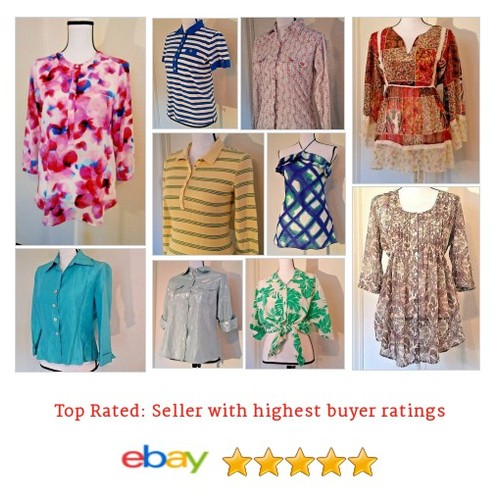 Blouses #ebay #PromoteEbay #PictureVideo @SharePicVideo