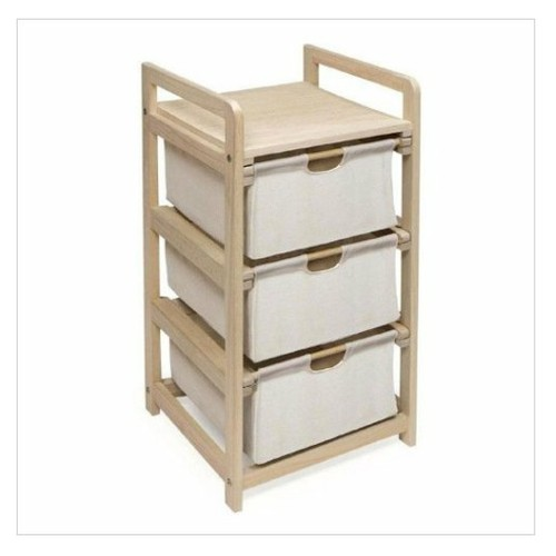 Badger Basket Three Drawer Hamper/Storage Unit - Every Thing Baby #socialselling #PromoteStore #PictureVideo @SharePicVideo