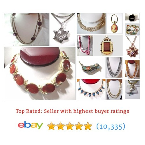 NECKLACES / PENDANTS Great deals from jsamericana #ebay  #ebay #PromoteEbay #PictureVideo @SharePicVideo