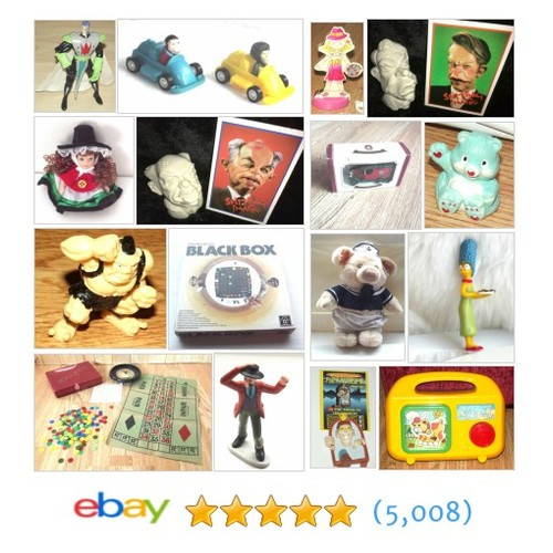 Vintage & Collectable Toys Items in BunkyBoris store ! #ebay @bunkysvintage  #ebay #PromoteEbay #PictureVideo @SharePicVideo