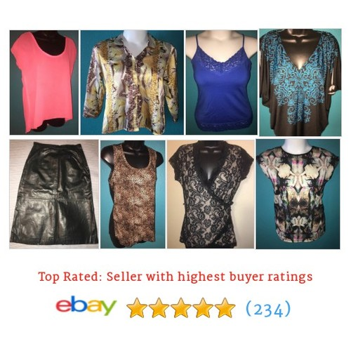 Woman's Clothing Items in Clothing 4 Less store #ebay @dresmylife  #ebay #PromoteEbay #PictureVideo @SharePicVideo