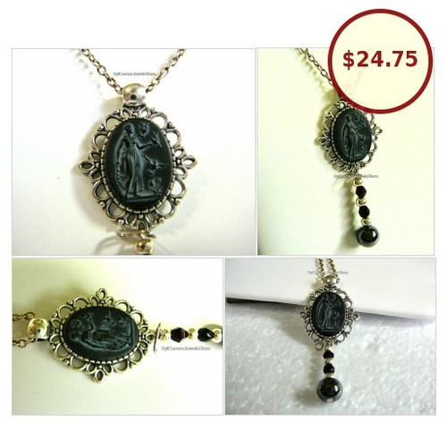 #GoddessOfAthena #Bird #Pendant #Necklace #Jewelry #SylCameoJewelsStore #etsyspecialt #Necklace #CameoNecklace @etsyRT @Panther_RTs @DevilishRTs @Retweet_Twitch  #etsy #PromoteEtsy #PictureVideo @SharePicVideo
