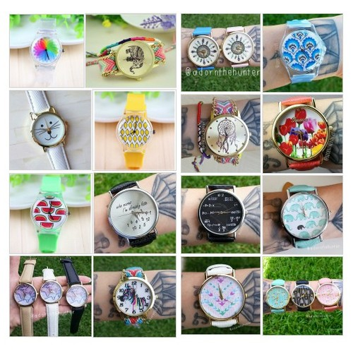 Watches #shopify @adornthehunter  #shopify #PromoteStore #PictureVideo @SharePicVideo