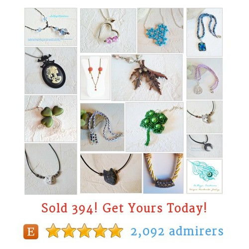 Necklaces Etsy shop #etsy @arkayscreations  #etsy #PromoteEtsy #PictureVideo @SharePicVideo