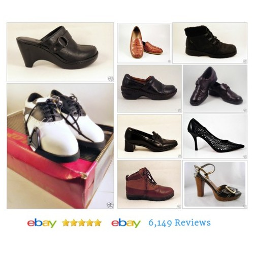 cookiebabe | eBay SIZE 8 WOMENS SHOES! #ebay #PromoteEbay #PictureVideo @SharePicVideo