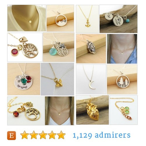 Birthstone & Charm #etsy shop #charm #birthstone @tninedesign  #etsy #PromoteEtsy #PictureVideo @SharePicVideo
