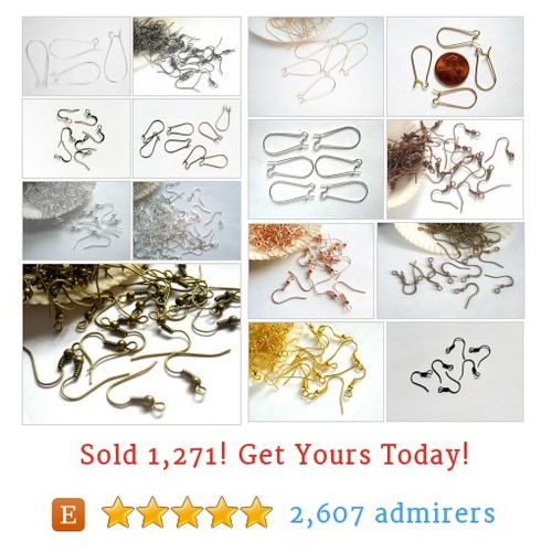 Earring Wires Etsy shop #etsy @lovex3supplies https://www.SharePicVideo.com/?ref=PostPicVideoToTwitter-lovex3supplies #etsy #PromoteEtsy #PictureVideo @SharePicVideo