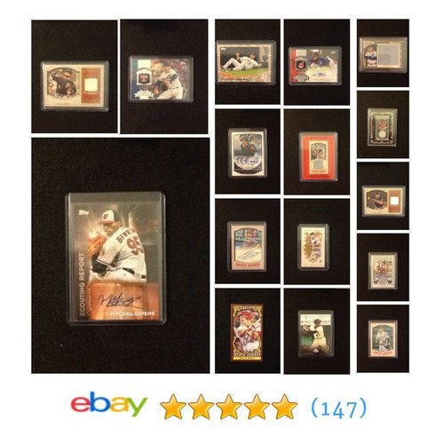 MLB Items in Keep On Collecting 1980 store #ebay @keepcollecting1  #ebay #PromoteEbay #PictureVideo @SharePicVideo