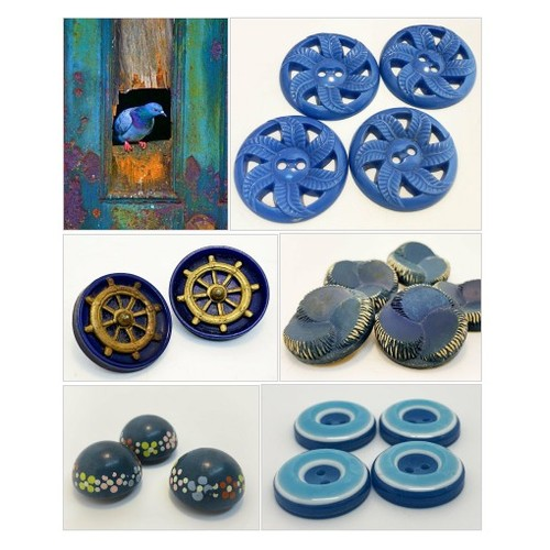 So many beautiful, blue, vintage buttons @ supplysideeconomics Etsy shop Reducing Our Carbon Footprint... One Step at a Time #etsyspecialt #integritytt #SpecialTGIF #Specialtoo  #TMTinsta      @twitchraid @RTDNR @SGH_RTs  #vintagebuttons #bluebuttons #etsy #PromoteEtsy #PictureVideo @SharePicVideo