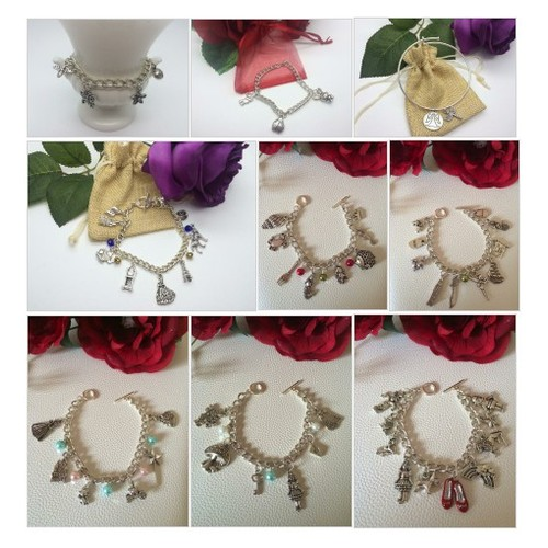 Charm Bracelets #shopify @moshi_beads  #socialselling #PromoteStore #PictureVideo @SharePicVideo