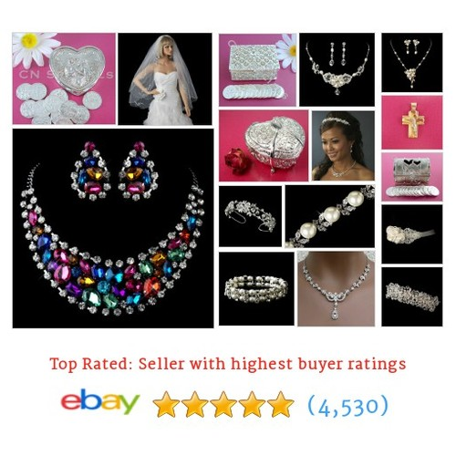 Jewelry, Bridal & Prom Great deals from CN Specials #ebay @cnspecials  #ebay #PromoteEbay #PictureVideo @SharePicVideo