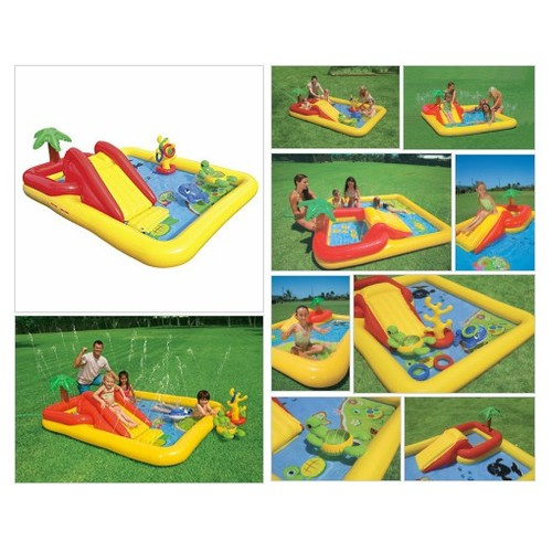 "# Intex #Ocean #Inflatable #Play Center, 100"" X 77"" X 31"", for Ages 2+: Toys & Games #socialselling #PromoteStore #PictureVideo @SharePicVideo"