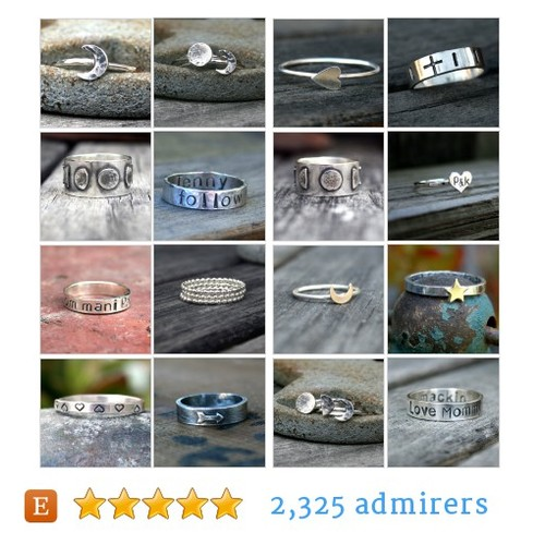 Rings #etsy shop #ring @dabble_designs  #etsy #PromoteEtsy #PictureVideo @SharePicVideo