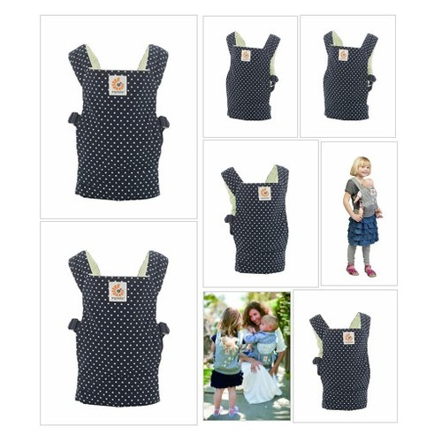 #ERGO#baby #Doll #Carrier,# Mint Dots #socialselling #PromoteStore #PictureVideo @SharePicVideo