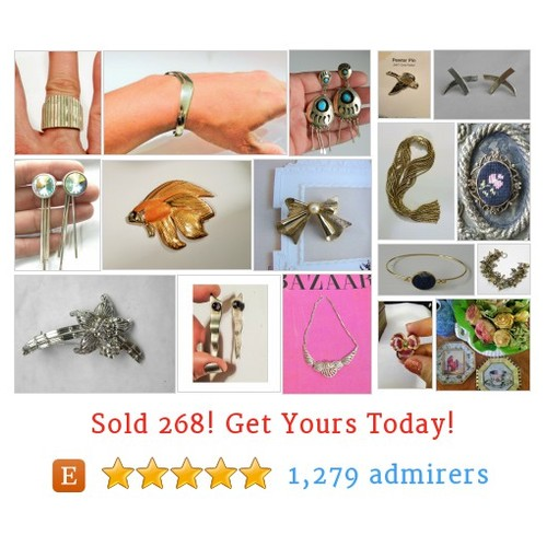 Jewelry Etsy shop #etsy @fieldsofvintage  #etsy #PromoteEtsy #PictureVideo @SharePicVideo
